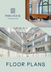 Park House Floor Plans