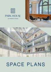 Park House Space Plans